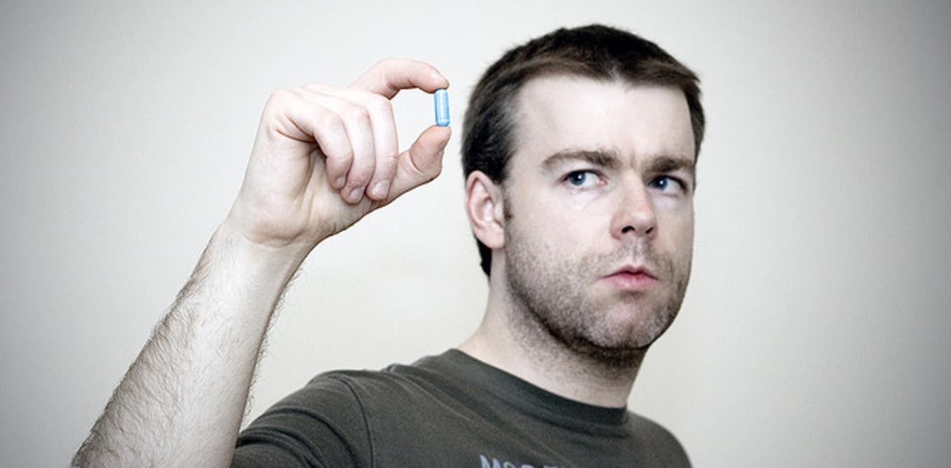 placeboeffekt-pill