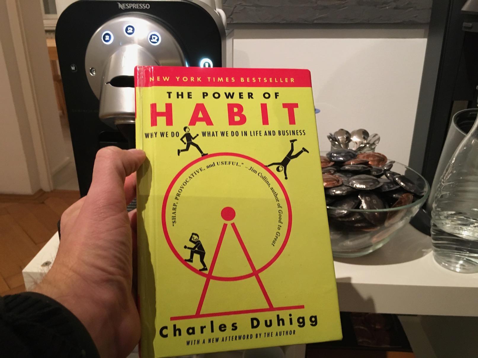 Beste Bücher 2016 - Die Macht der Gewohnheit