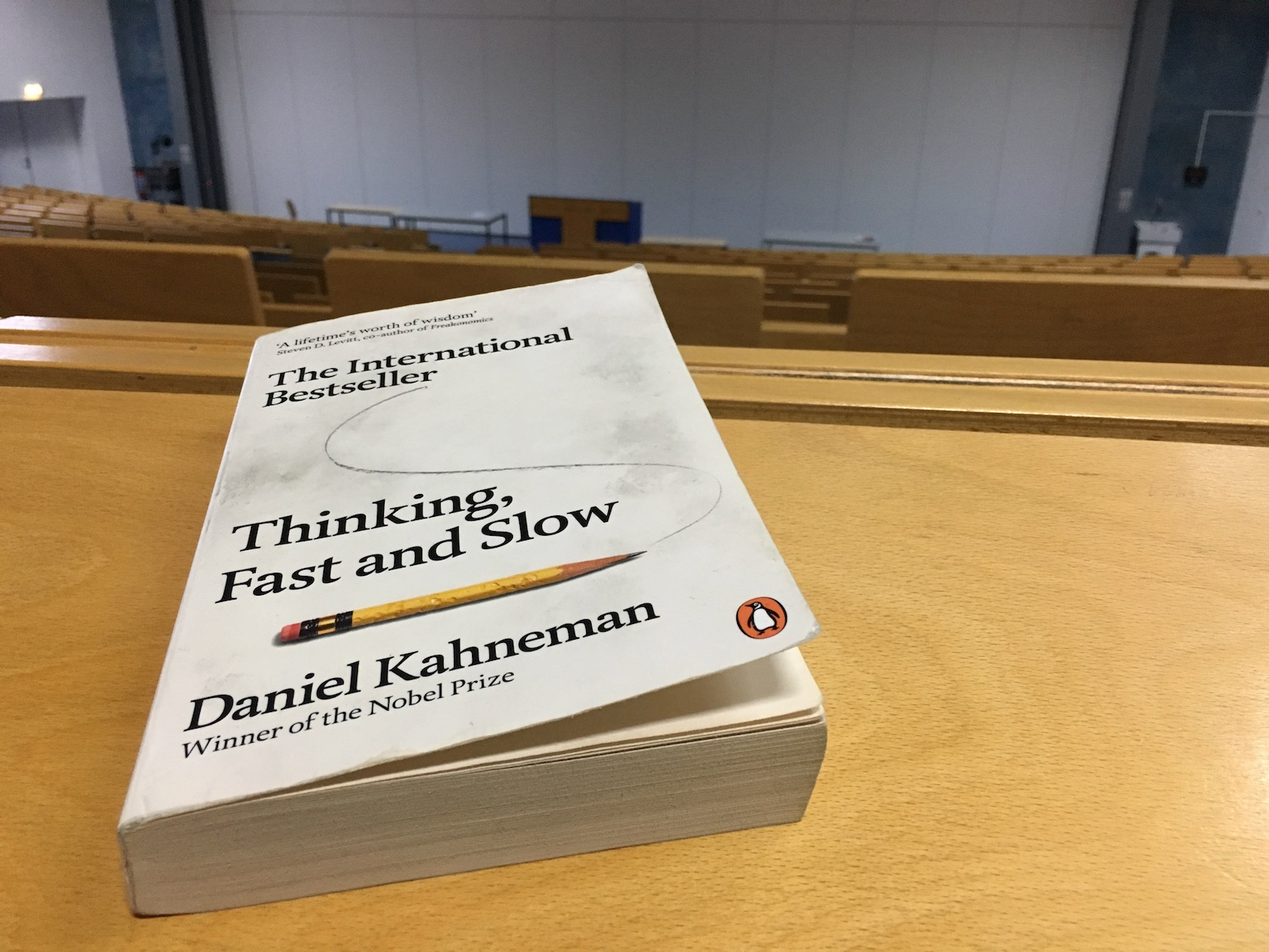 Beste Bücher 2016 Thinking Fast and Slow