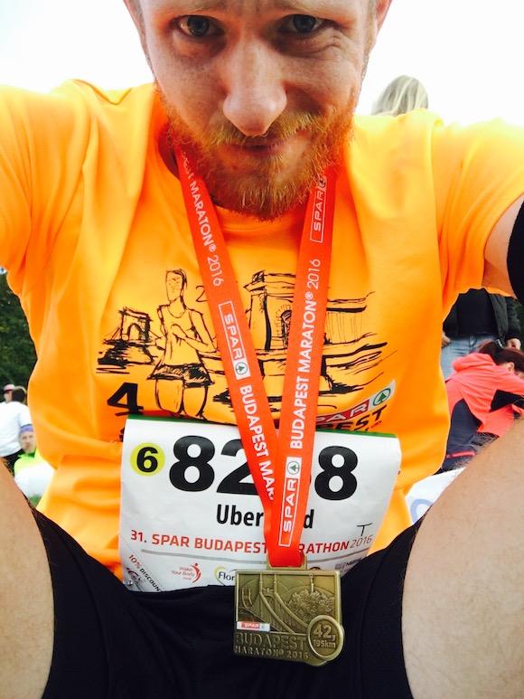 Galloway Marathon – Erschöpft
