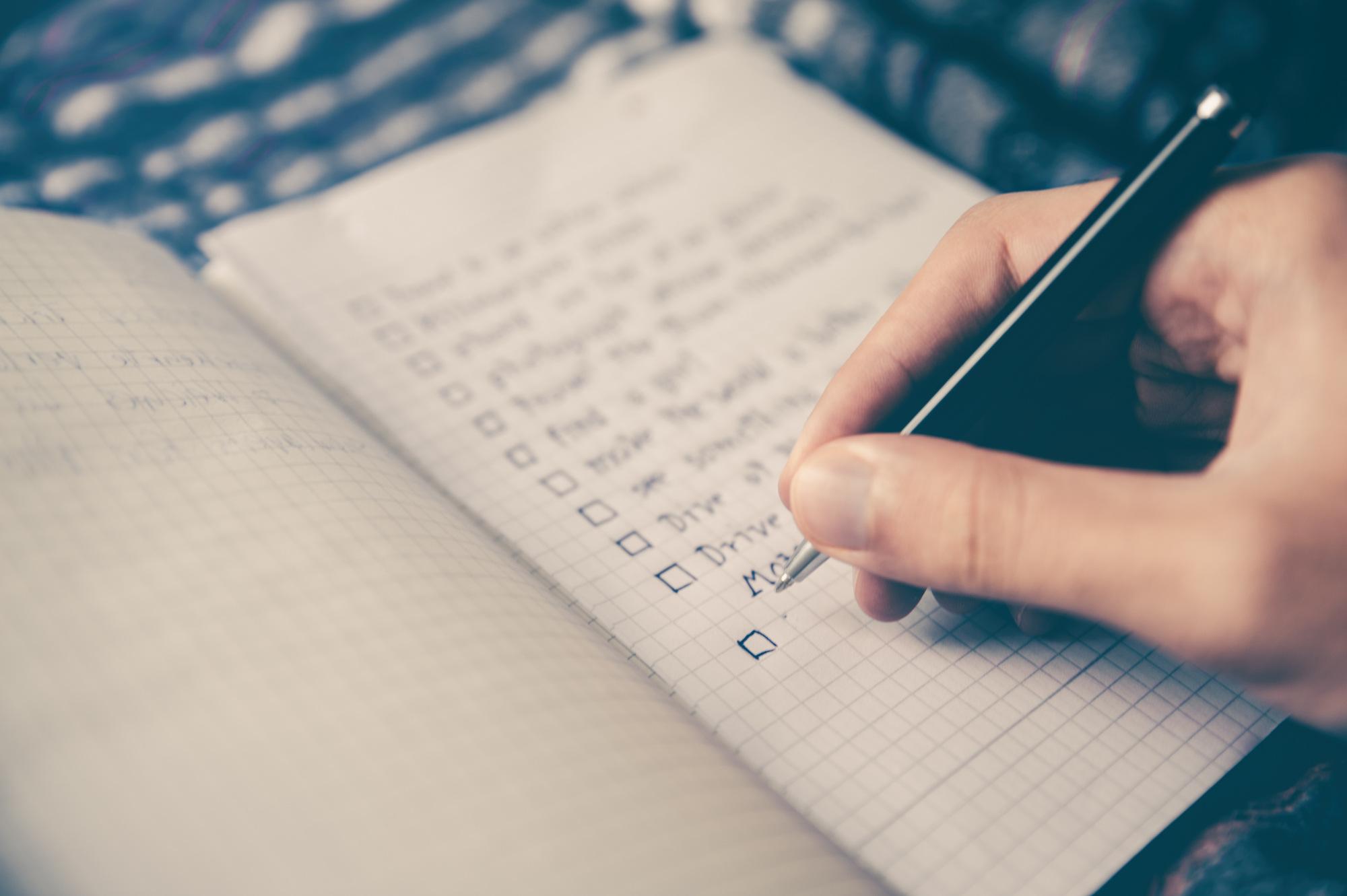 Zen to Done Produktivität Planen
