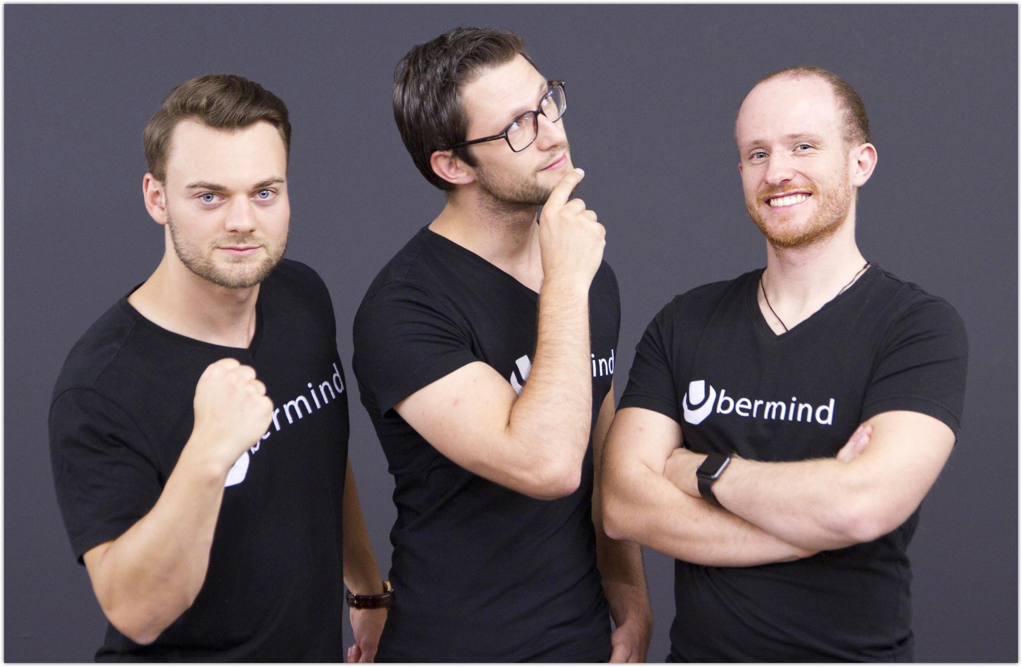 Ubermind - Teamfoto