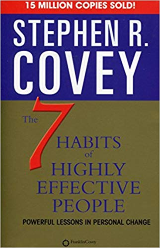 The 7 Habits of Highly Effective People –Powerful Lessons in Personal Change