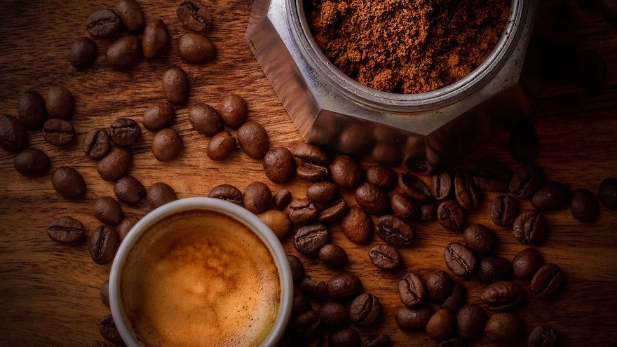Kaffee als Biohack